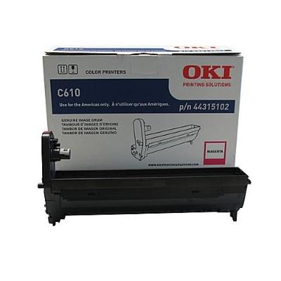 Oki 44315102 Magenta - drum kit - for C610cdn  610dm  610dn  610dtn  610n