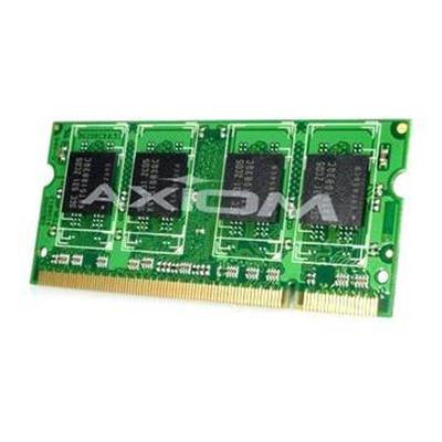 Axiom Memory AX2800S5S/2G 2GB PC2-6400 800MHz DDR2 SDRAM SODIMM 200-pin Unbuffered Non-ECC Memory Module
