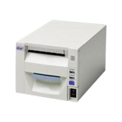 Star Micronics 39620000 FVP10U-24 - Receipt printer - two-color (monochrome) - thermal paper - Roll (3.15 in) - 406 x 203 dpi - up to 590.6 inch/min - USB - cut