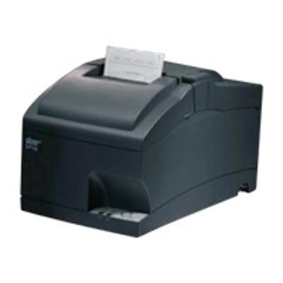 Star Micronics 37999300 SP742MU - Receipt printer - two-color (monochrome) - dot-matrix - Roll (3 in) - 9 pin - up to 4.7 lines/sec - USB - rewinder  cutter