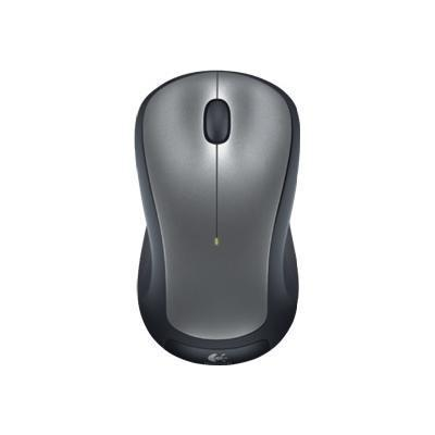 Logitech 910-001675 M310 - Mouse - Laser - Wireless - 2.4 Ghz - Usb Wireless Receiver - Silver