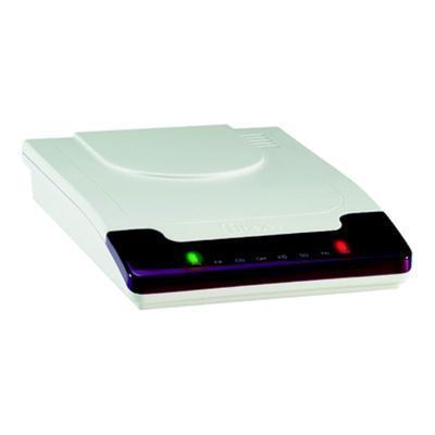Zoom H08-15328-DG Hayes ACCURA V.92 External Faxmodem - Fax / modem - RS-232 - 56 Kbps - V.90  V.92