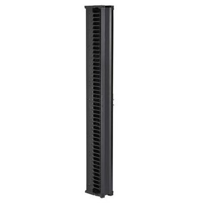 Black Box ECMV45U6 Elite Vertical Cable Manager - Rack cable management tray (vertical) - 45U