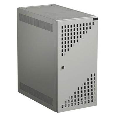 CPU Security Cabinet - System Security Cabinet - Light Gray