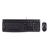 Logitech MK120 Keyboard USB Mouse Combo