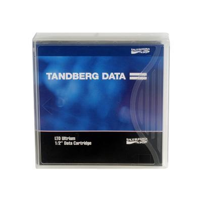 20 x LTO Ultrium 3 - 400 GB / 800 GB - bar code labeled - storage media