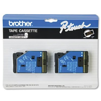 Brother TC33 Tape Cartridges for P-Touch Labelers