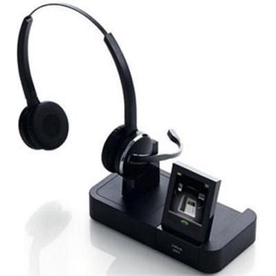 Jabra 9460-69-707-105 PRO 9460 DUO - Headset - convertible - wireless - DECT 6.0
