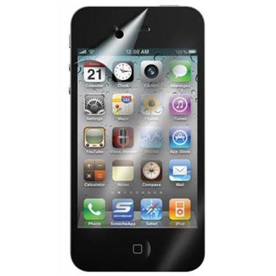 KlearCOAT 2 Front &amp;amp; 1 Back Ultra-clear Protective Films for iPhone 4