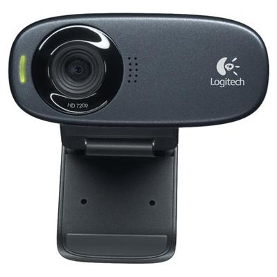 Logitech 960-000585 HD Webcam C310