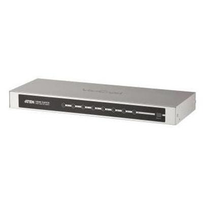 Aten Technology VS0801H 8-Port Video/Audio Switch - HDMI - External