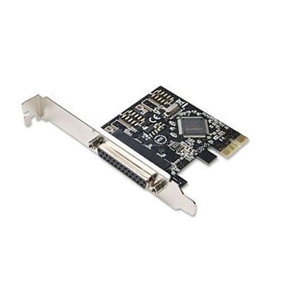 Syba Multimedia SD-PEX10005 SD-PEX10005 - Parallel adapter - PCIe low profile - IEEE 1284