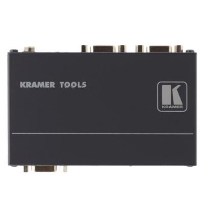 Kramer Electronics USA VP-200K VP-200K 1:2 Computer Graphics Video Distribution Amplifier - Video splitter - 2 x VGA - desktop
