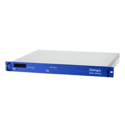 Dialogic 886-427 2000 Media Gateway DMG2030DTIQ - VoIP gateway - 10Mb LAN  100Mb LAN ISDN - digital ports: 1 - rack-mountable