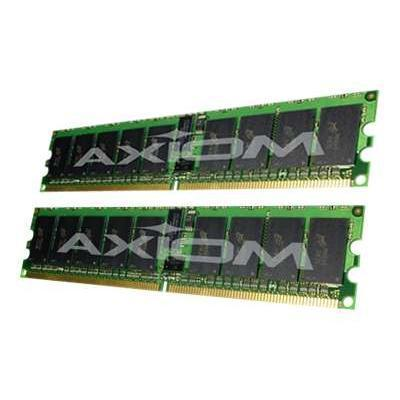 Axiom Memory A2257199-AX AX - DDR2 - 16 GB : 2 x 8 GB - DIMM 240-pin - 667 MHz / PC2-5300 - registered - ECC - for Dell PowerEdge 2970  6950  M605  M805  R300