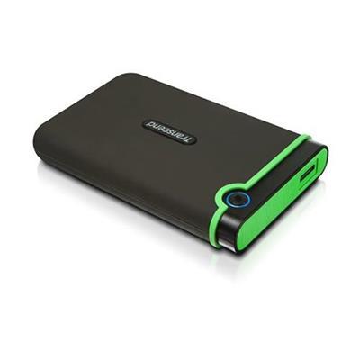 Transcend TS500GSJ25M3 500GB StoreJet 25M3 USB 3.0 External Hard Drive