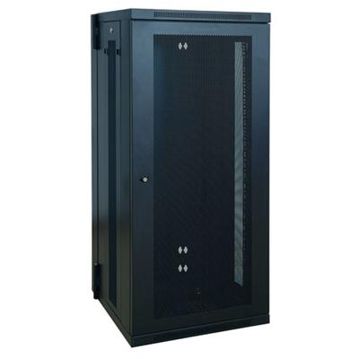 TrippLite SRW26US 26U Wall Mount Rack Enclosure Cabinet Wallmount Hinged with Doors & Sides 200lb Capacity