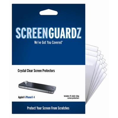 ScreenGuardz CLASSIC - screen protective film kit