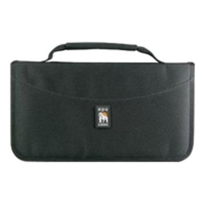 Norazza AC12442 Ape Case AC12442 - Case for CD/DVD discs - nylon - black