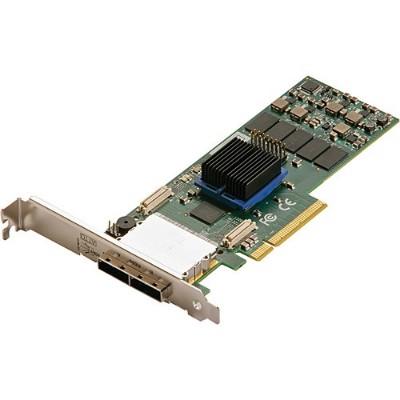 Atto Esas-r680-000 Expresssas R680 - Storage Controller (raid) - 8 Channel - Sata 3gb/s / Sas 6gb/s Low Profile - 600 Mbps - Raid 0  1  4  5  6  10  50  Jbod  6