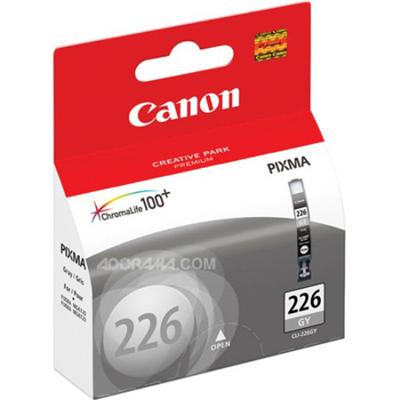 Canon 4550B001 CLI-226 - Gray - original - ink tank - for PIXMA iP4920  MG5120  MG6120  MG6220  MG8120  MG8220  MX712