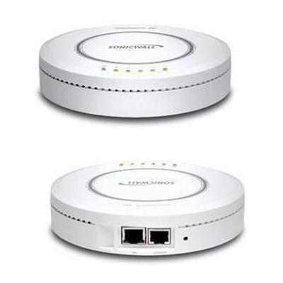 Dell Sonicwall 01-ssc-8575 Sonicpoint Ni Dual-band - Wireless Access Point - With Sonicwall Poe Injector 802.3af Gigabit N
