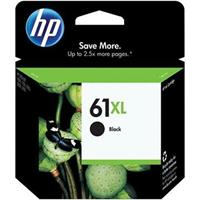 HP 61XL - High Capacity - black - original - ink cartridge