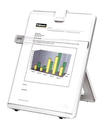 Fellowes 21103 Desktop - Copy holder - platinum
