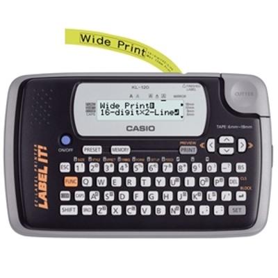 Casio KL-120L KL 120-L-EH -