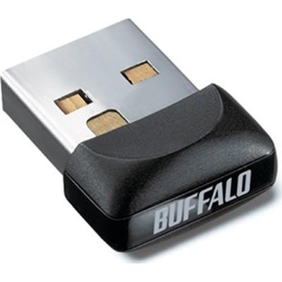 Buffalo WLI-UC-GNM AirStation N150 Ultra Compact USB 2.0 Wireless Adapter