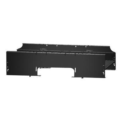 APC AR8571 Cable management trough - black - for NetShelter SX