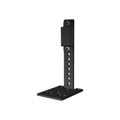 APC AR8186 Ladder bracket - black - for P/N: AR3130  AR3140  AR3200  AR3307  AR3340  AR3347  AR3350  AR3357  SMX3000RMHV2UNC