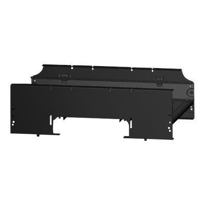 Apc Ar8560 Open Bottom Cable Trough - Black - For P/n: Sua1000rmi2u  Sua5000rmi5u