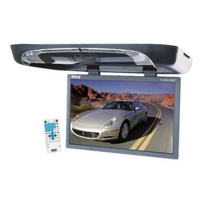 Pyle PLRD195IF PLRD195IF - DVD player with LCD monitor - display - 19 in - external