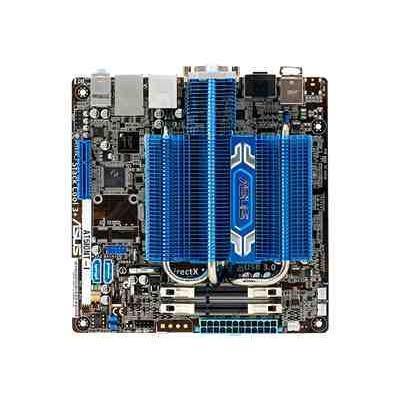 AT5IONT-I - motherboard - mini ITX - Intel Atom D525 - NM10