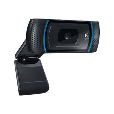 Logitech 960-000683 B910 HD Webcam - High Def Web camera - color - audio - Hi-Speed USB