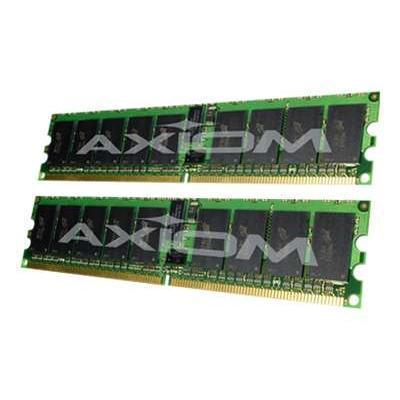 Axiom Memory A2320300-AX AX - DDR2 - 4 GB : 2 x 2 GB - DIMM 240-pin - 667 MHz / PC2-5300 - registered - ECC - for Dell PowerEdge R300  R805  T300