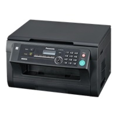 Panasonic KX-MB2000 KX-MB2000 - Multifunction printer - B/W - laser - A4 (8.25 in x 11.7 in) (original) - Legal (media) - up to 24 ppm (copying) - up to 24 ppm