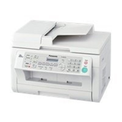 Panasonic KX-MB2030 KX-MB2030 - Multifunction printer - B/W - laser - Legal (media) - up to 24 ppm (copying) - up to 24 ppm (printing) - 250 sheets - 33.6 Kbps