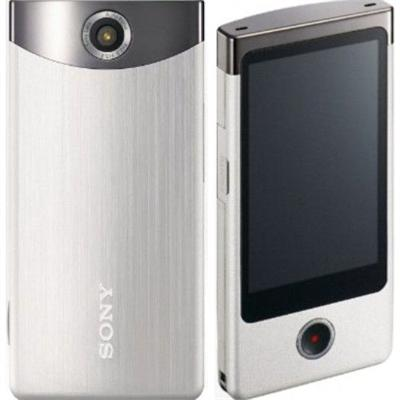 Sony 8GB Bloggie Touch Camera - Silver (MHSTS20/S)