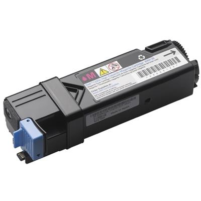 1 000 Page Magenta Toner Cartridge For Dell 1320c Laser Printer