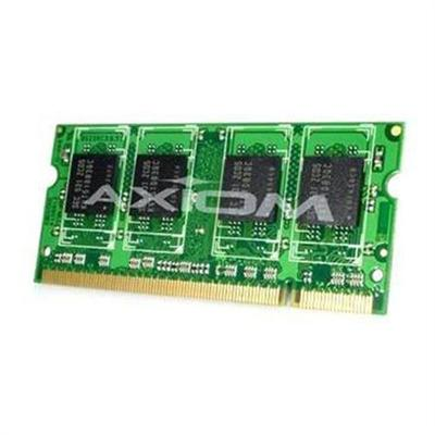 Axiom Memory MC557G/A-AX AX - DDR3 - 8 GB : 2 x 4 GB - SO-DIMM 204-pin - 1066 MHz / PC3-8500 - unbuffered - non-ECC - for Apple MacBook Pro