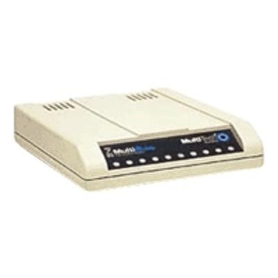 Multitech MT9234ZBA-IEC MultiModem ZBA MT9234ZBA-IEC - Fax / modem - RS-232 - 56 Kbps - V.90  V.92
