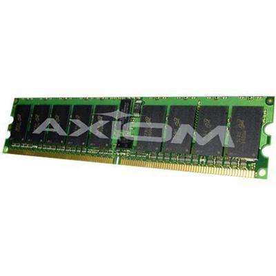 Axiom Memory A2018599-AX AX - DDR2 - 4 GB : 2 x 2 GB - DIMM 240-pin - 667 MHz / PC2-5300 - registered - ECC - for Dell PowerEdge M805  M905  R905  T605