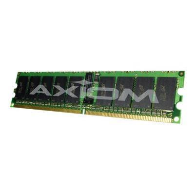 Axiom Memory A2984886-AX AX - DDR3 - 8 GB - DIMM 240-pin - 1333 MHz / PC3-10600 - registered - ECC - for Dell PowerEdge R520  Precision T5500  T7500  T7610  Pre