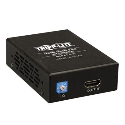 Tripplite B126-1a0 Hdmi Over Cat5 / Cat6 Extender Extended Range Receiver - Video/audio Extender - Up To 200 Ft