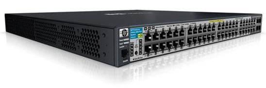 HP 3500-48G-PoE+ yl Switch