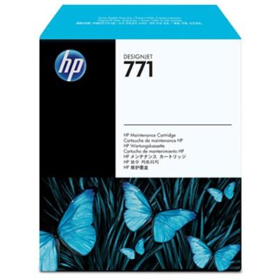 HP Inc. CH644A 771 Designjet Maintenance Cartridge