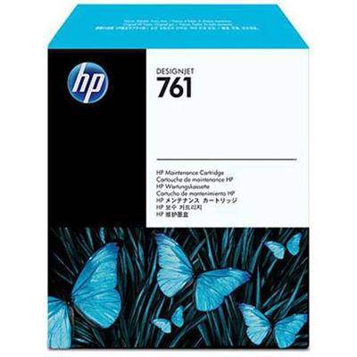 HP Inc. CH649A 761 - 1 - maintenance cartridge - for DesignJet T7100  T7200 Production Printer