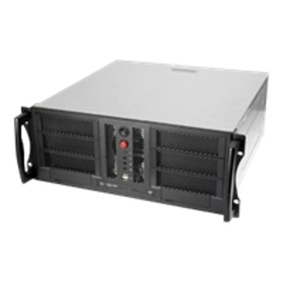 Chenbro America RM42300 F1 RM42300 Rack mountable 4U SSI CEB no power supply ATX PS 2 USB